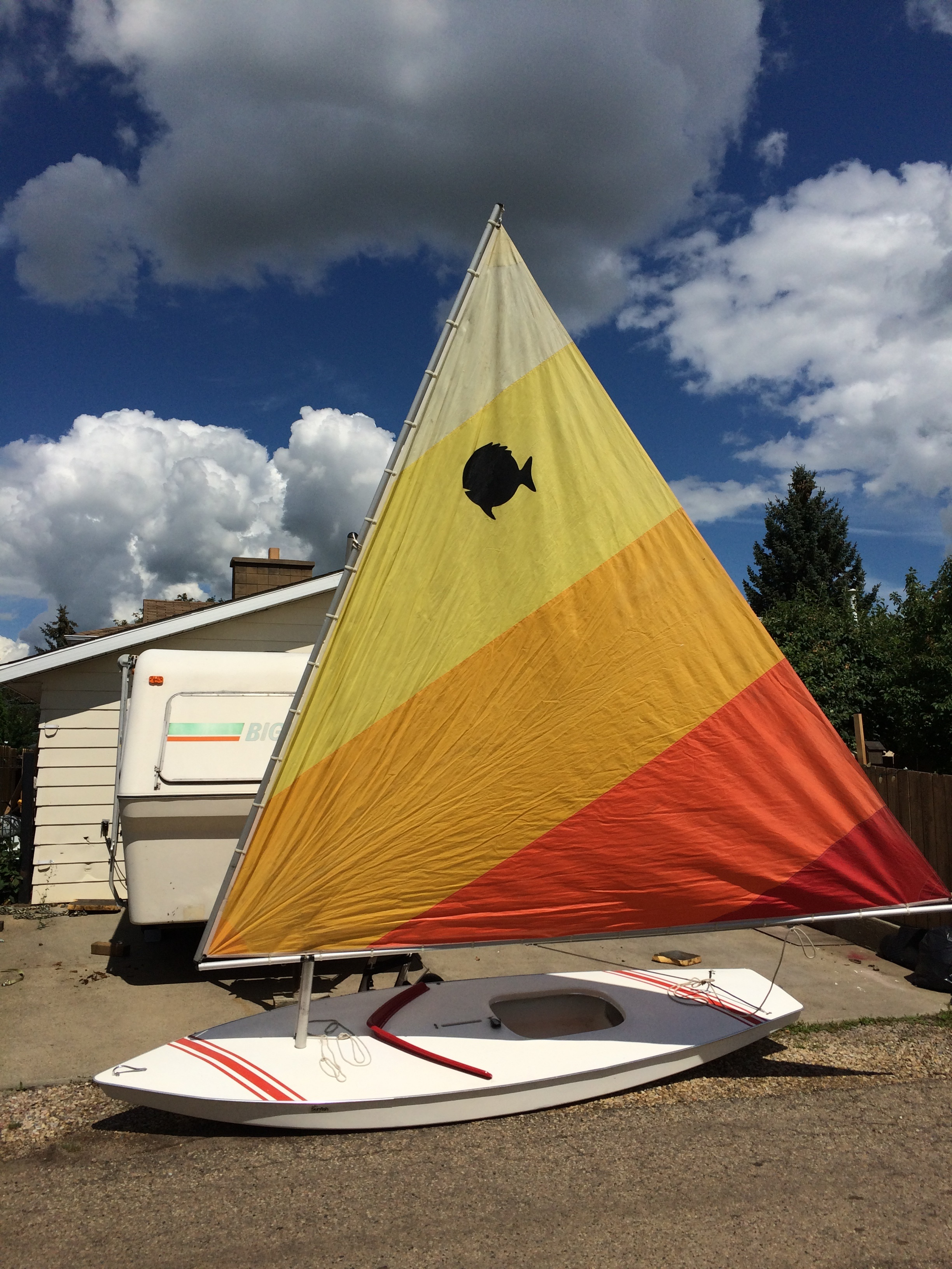 Sailboats for Sale Edmonton - Sail Boat Classified Ads Free