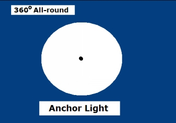 Navigation Lights - Anchor Light