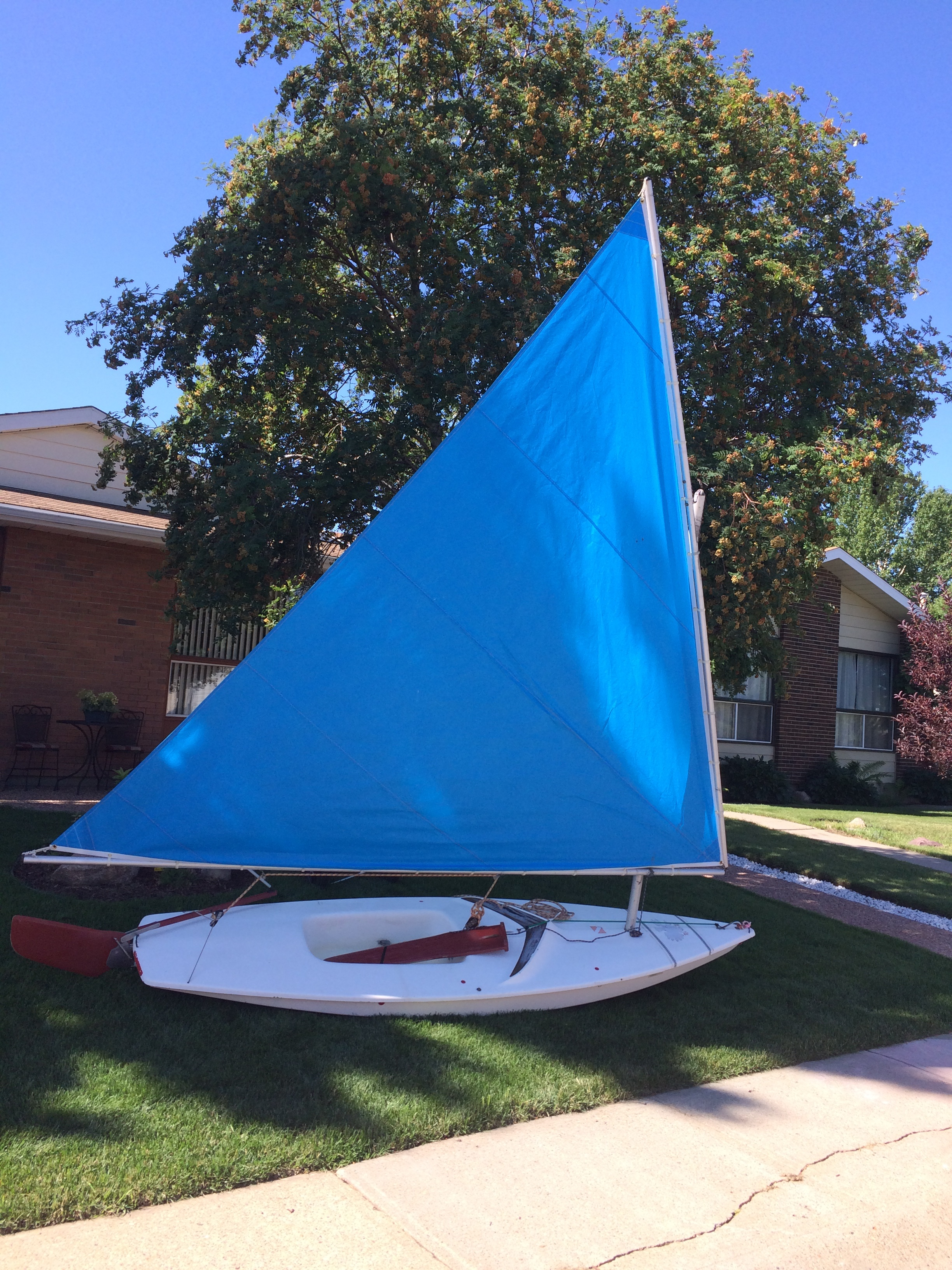 sailboats for sale edmonton
